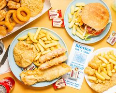 Stevies Fish and Chips