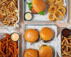 Burgers n' Fries Forever (Ossington Ave)