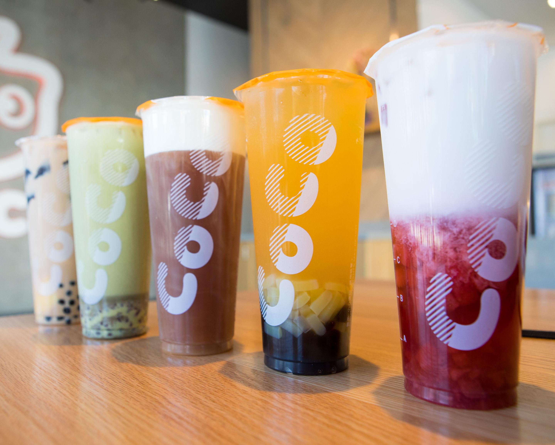 CoCo Fresh Tea & Juice Delivery | San Francisco | Uber Eats