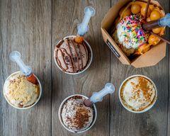 Lick Nitrogen Ice Cream and Yogurt