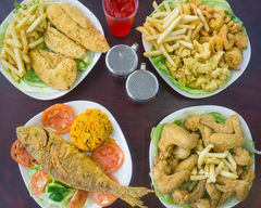 Hook Fish & Chicken