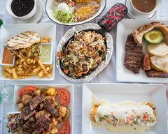 Latino bar & grill