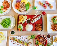 California Bowl Teriyaki Sushi