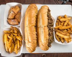 Supreme Philly Cheese Steak