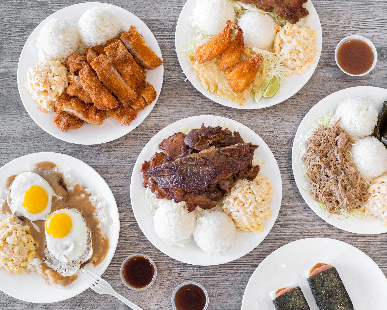 L&L Hawaiian BBQ (1030 Florin Rd) Delivery   Sacramento ...