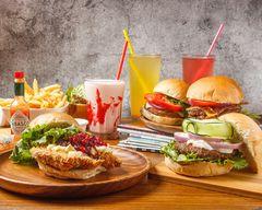 KGB Kiwi Gourmet Burgers