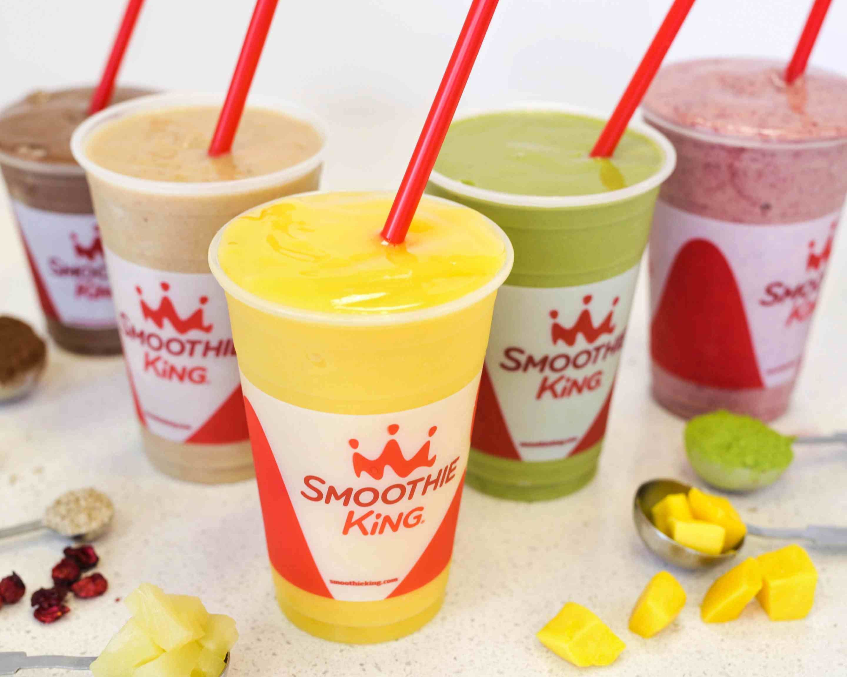 Smoothie King (1209 N Charles St) Delivery | Baltimore | Uber Eats