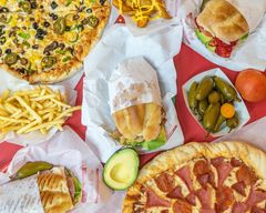 Pizzería las Delicias Guadalupe Victoria