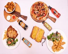 SophSlice Gourmet Pizza Bar