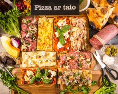 ピッツァ アル ターイオ 六本松 Pizza ar Taio Ropponmatu