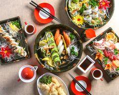 168 Sushi Buffet (North London)