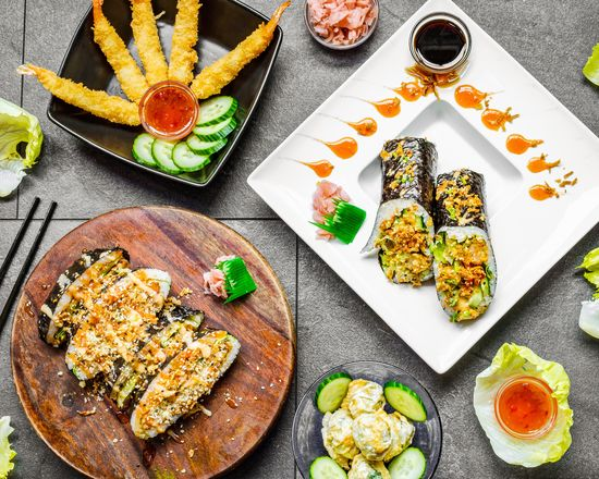 Sushi Delivery Near Me Sushi Restaurants Uber Eats