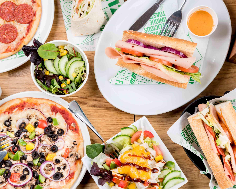 Quiznos Marlborough Street Delivery Dublin Uber Eats