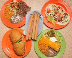 Los Cuates Mexican restaurant (Old Wake Forest Rd)