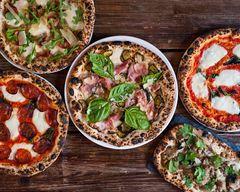 Crust Wood Fired Pizza