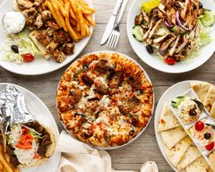 Olympians Family Restaurant (Alexandria)
