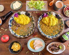 お出汁とスパイス元祖エレクトロニカレー odashi and spice ganso electronicurry