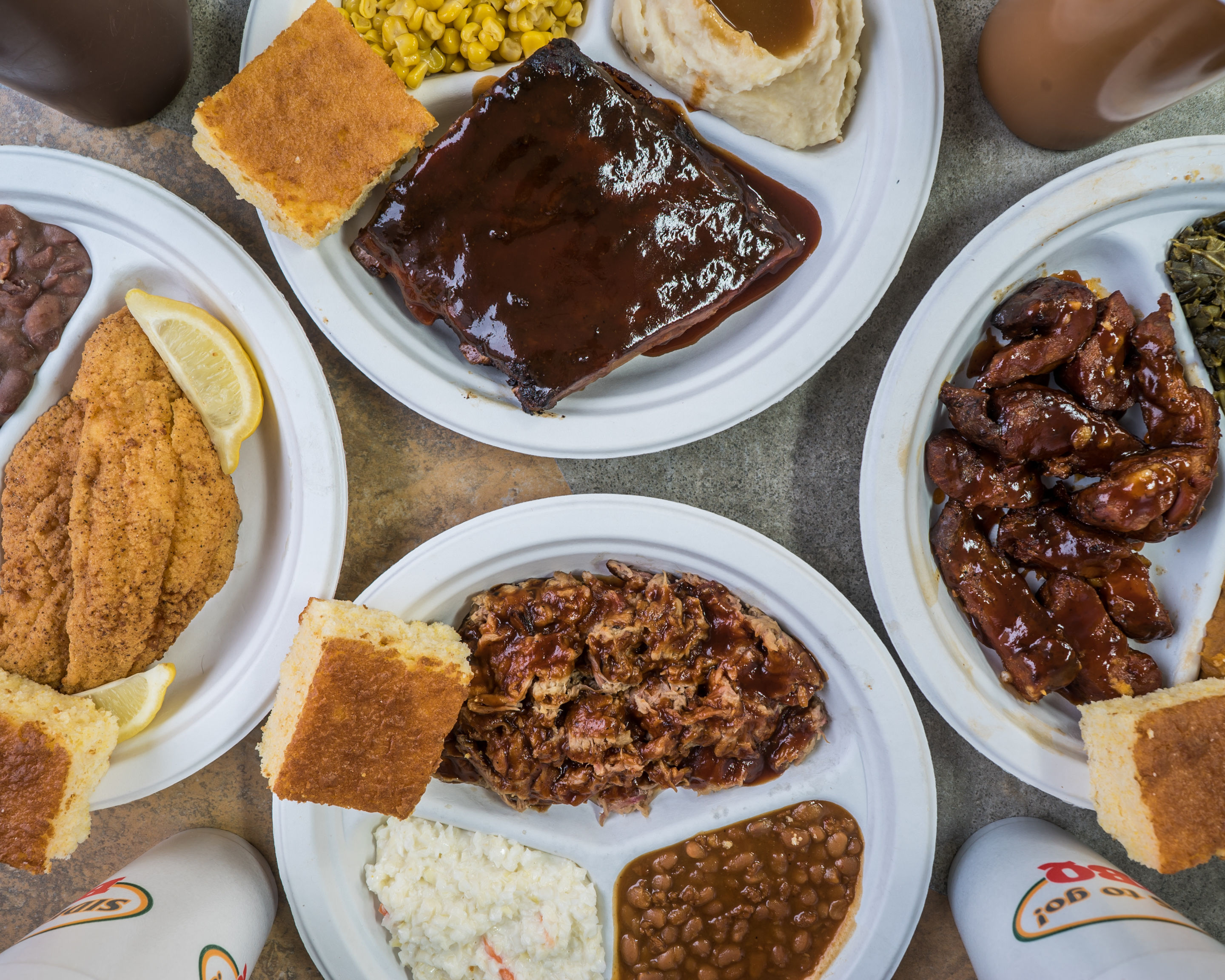Sides To Go Bbq Cuyahoga Falls Delivery In Akron Menu