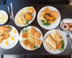 Pastry Pantry cafe