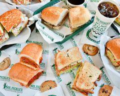 Mr. Pickle's Sandwich Shop - Concord