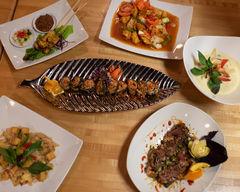 The Nine Thai and Sushi