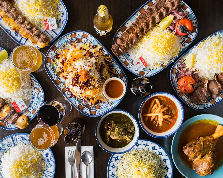 Aliqapu Persian Restaurant Kew Delivery Kew East Uber Eats