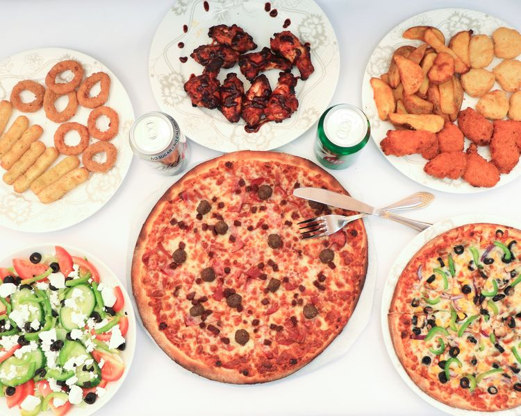 Tops Pizza Slough Delivery Uber Eats