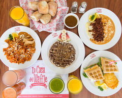 La Casa del Waffle (Vallarta)