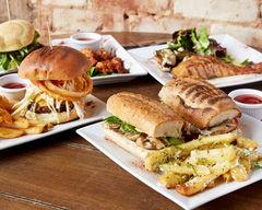 Burgers Salads Wings Restaurant