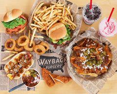 Wayback Burgers (25 Gateway Dr.)