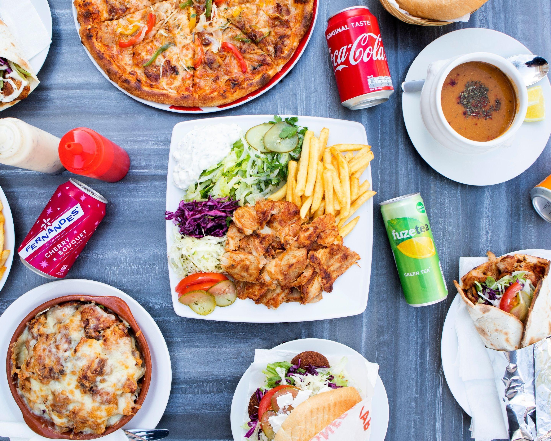 Verwonderend Bezorging van Ozan Döner Kebap & Pizza | Groningen | Uber Eats PH-58
