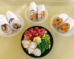 IJ Sushi Burrito Restaurant