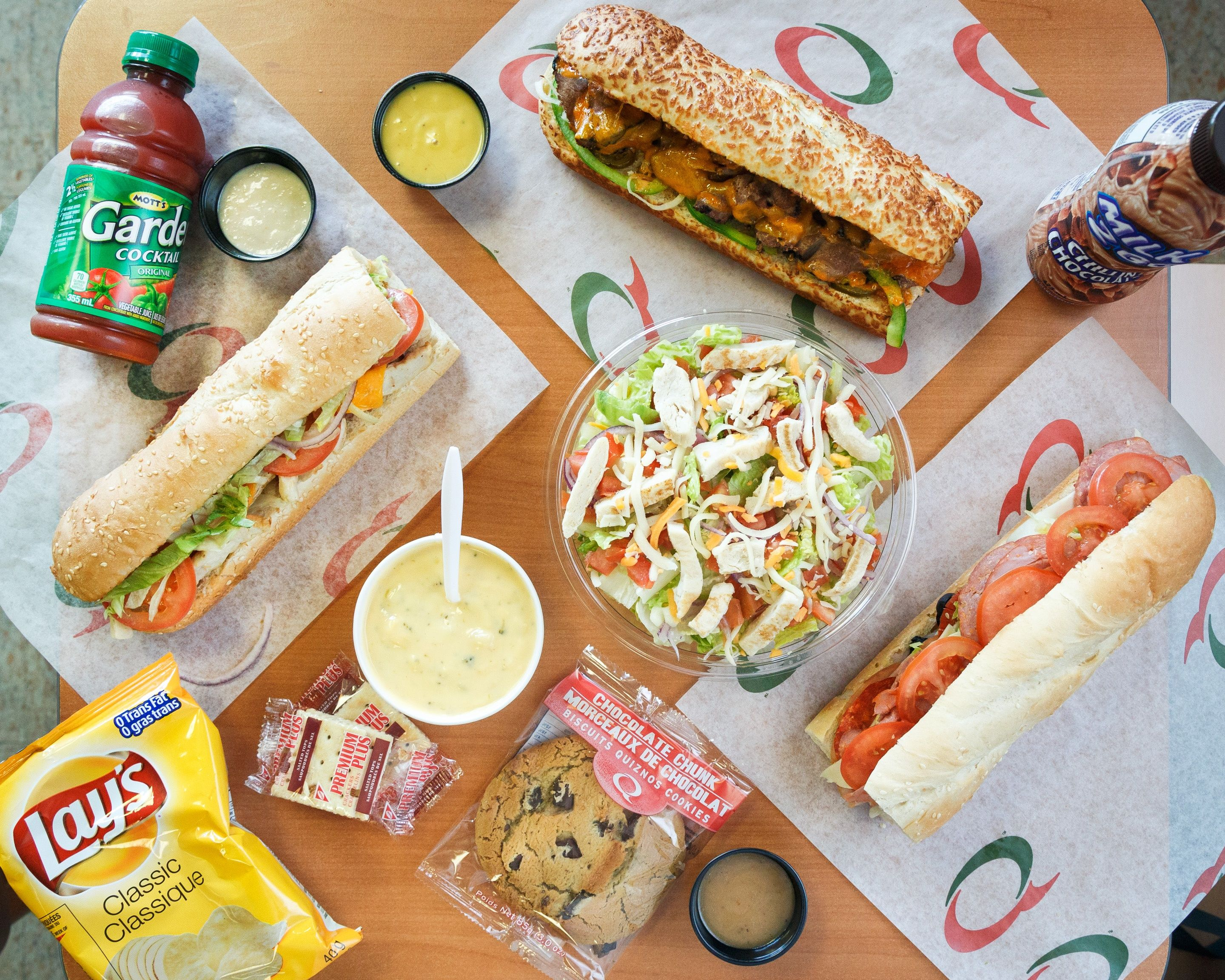 Quiznos Commercial Dr Delivery Vancouver Uber Eats