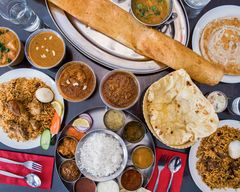 Anjappar Chettinad Indian Restaurant - CBD