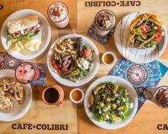 Café Colibrí - Plaza del Árbol