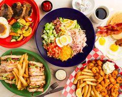 Moonlite Diner (Fort Lauderdale)