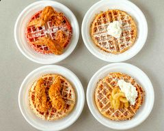 Connie's Chicken and Waffles (Charles Plaza)