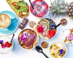 Pineapple Express Superfood Cafe Portside