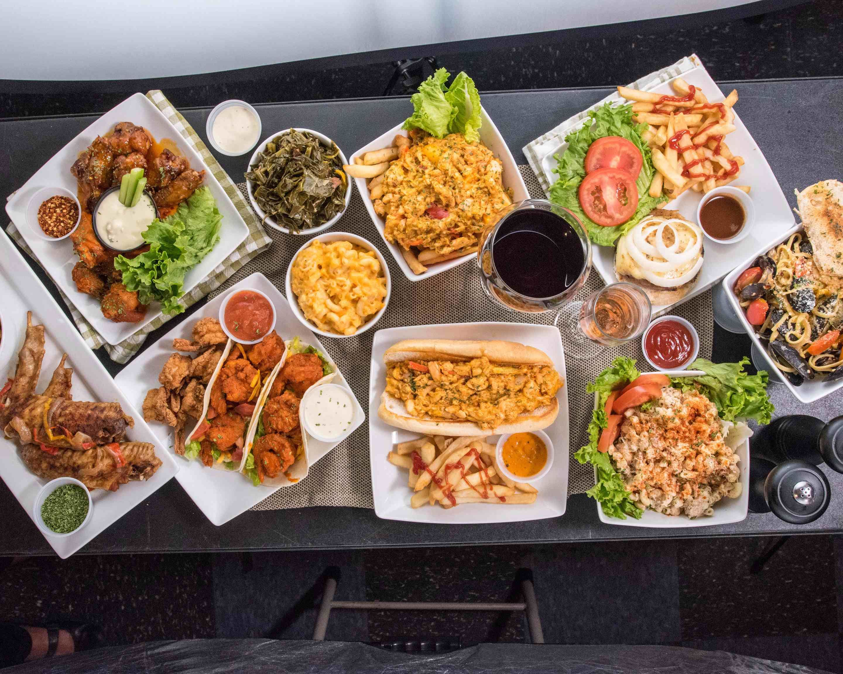 Tashias cocktails and cuisine delivery uber eats