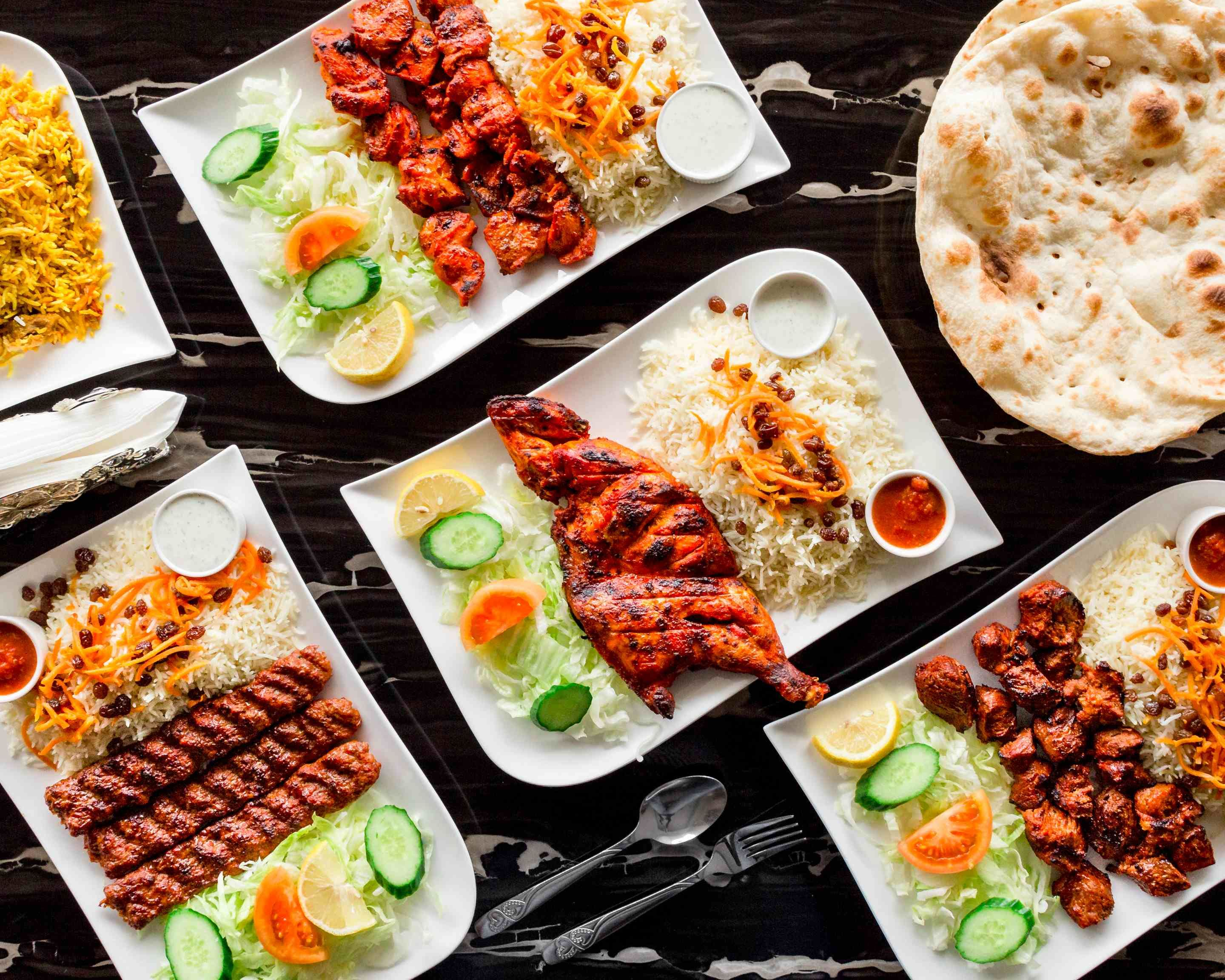 Afghan Cuisine And Charcoal Kebab House Delivery Blair