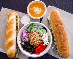 Melt'd Fresh Salads and Grilled Subs