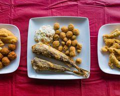 Three Fishermen Seafood Restaurant