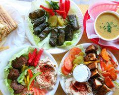 Pita Kabob Grill