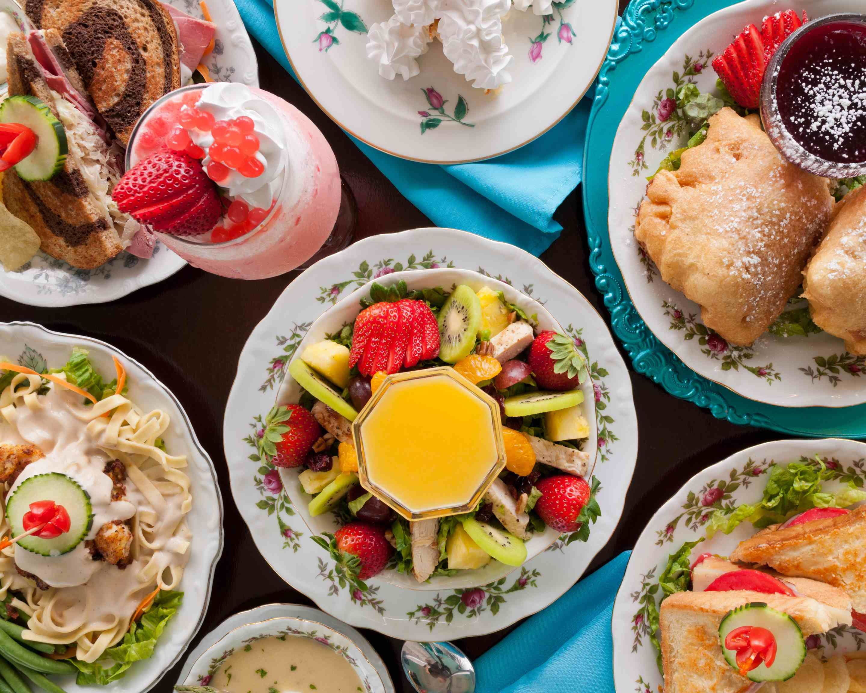 Victoria S Tea Room Delivery Tulsa Uber Eats