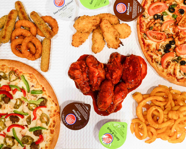 Pizza Gogo Stoke Newington Delivery London Uber Eats