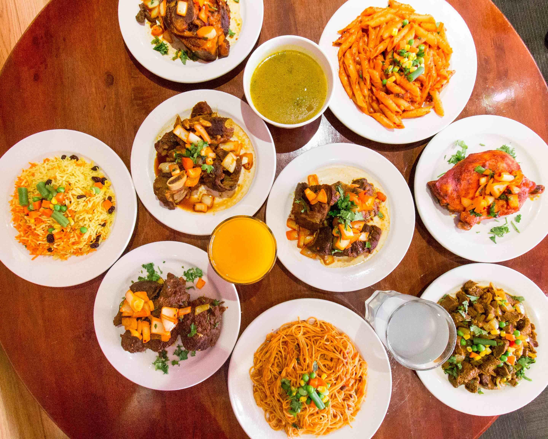 African Safari Restaurant Delivery Edmonton Uber Eats