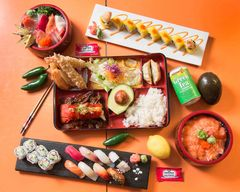 Tomo Sushi and Sashimi (H-Mart 2nd Floor)