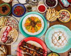 Kasbah Moroccan Food
