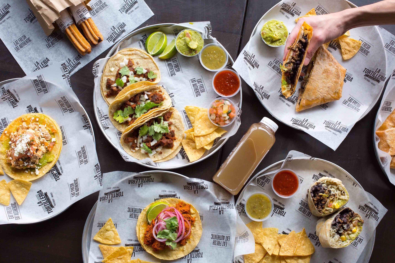 La Tortilleria Delivery   Toronto   Uber Eats
