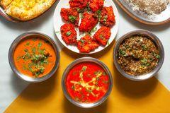 Maharaja Cuisine of India